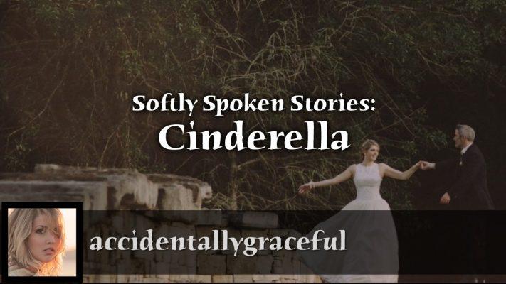 ASMR 温柔低语讲故事 | 灰姑娘仙度瑞拉的故事