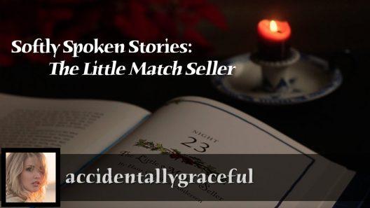 ASMR 温柔低语讲故事 | 卖火柴的小女孩 英语听力练习