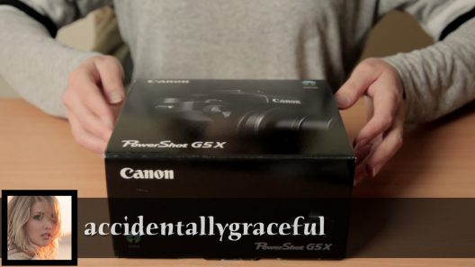 ASMR   Unboxing the Canon G5X [Ear to Ear Whisper]
